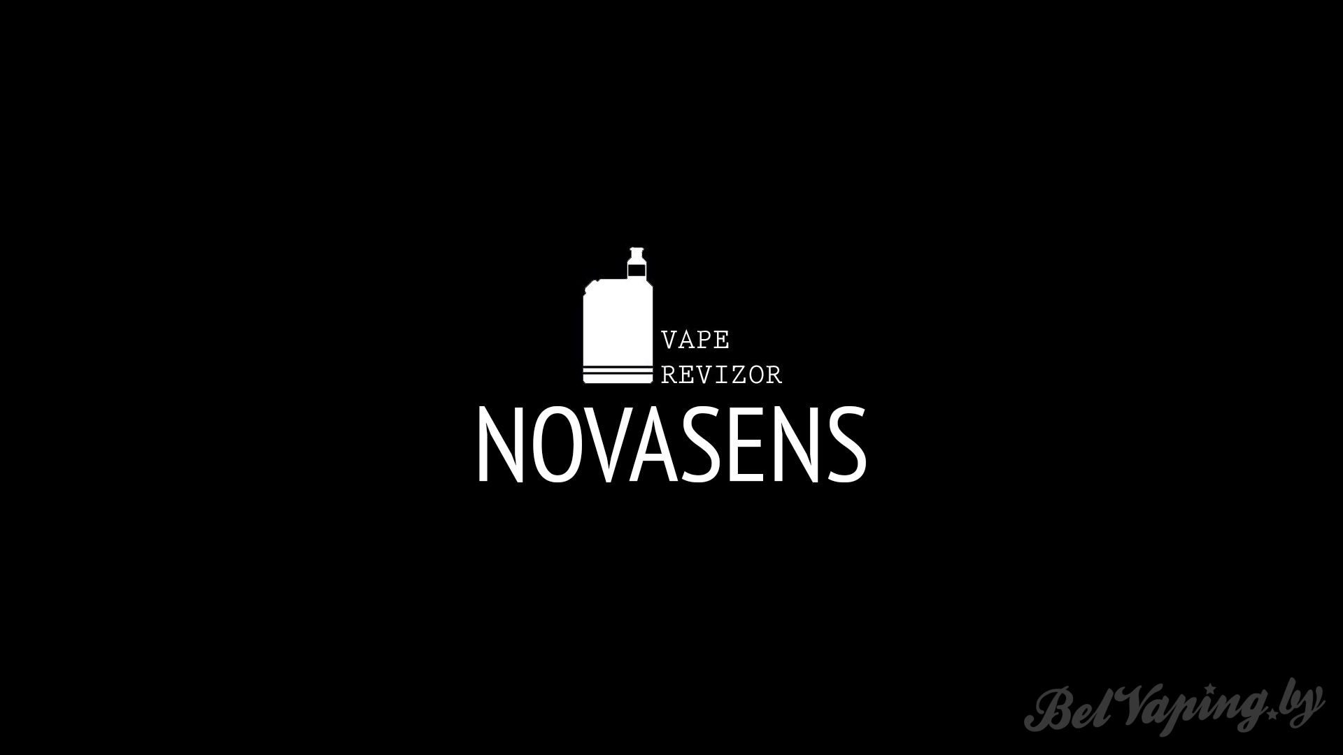 Vape Revizor: NovaSens