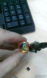 Попадание жидкости в электронную сигарету