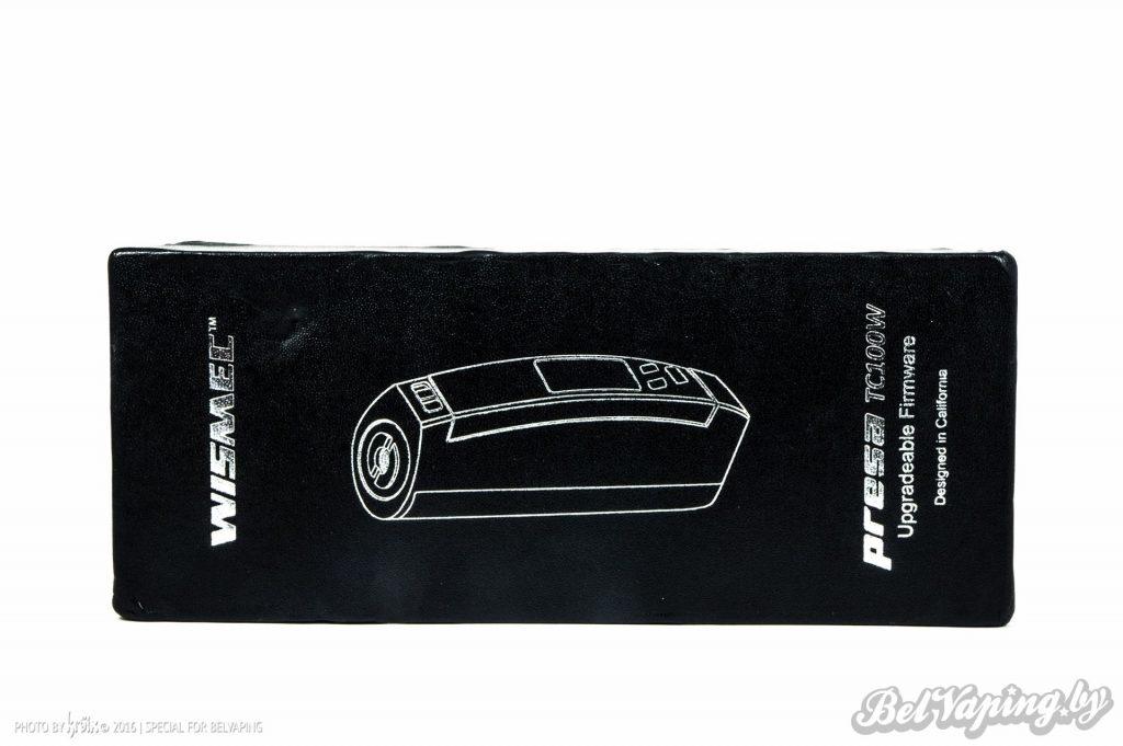 Упаковка Wismec Presa TC 100W