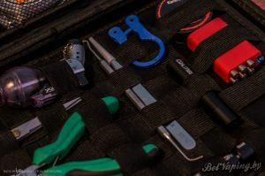 Инструмент в Coil Master Kbag