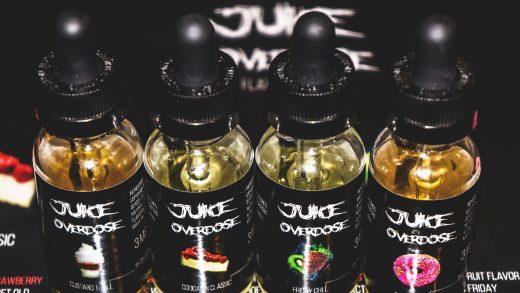 Обзор жидкостей Juice Overdose