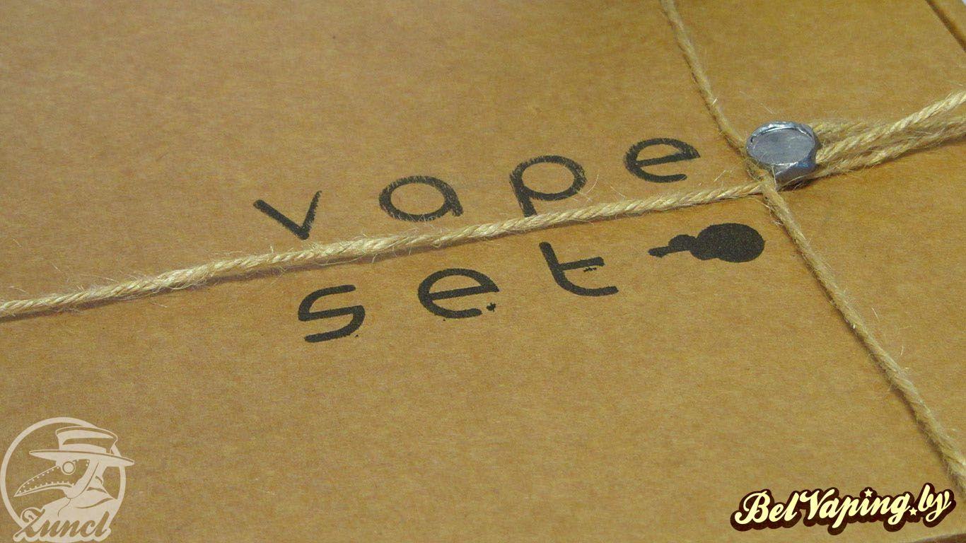 Обзор набора жидкостей по подписке VapeSet
