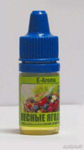 Ароматизатор L.O.S.T. - Вкус Лесные ягоды