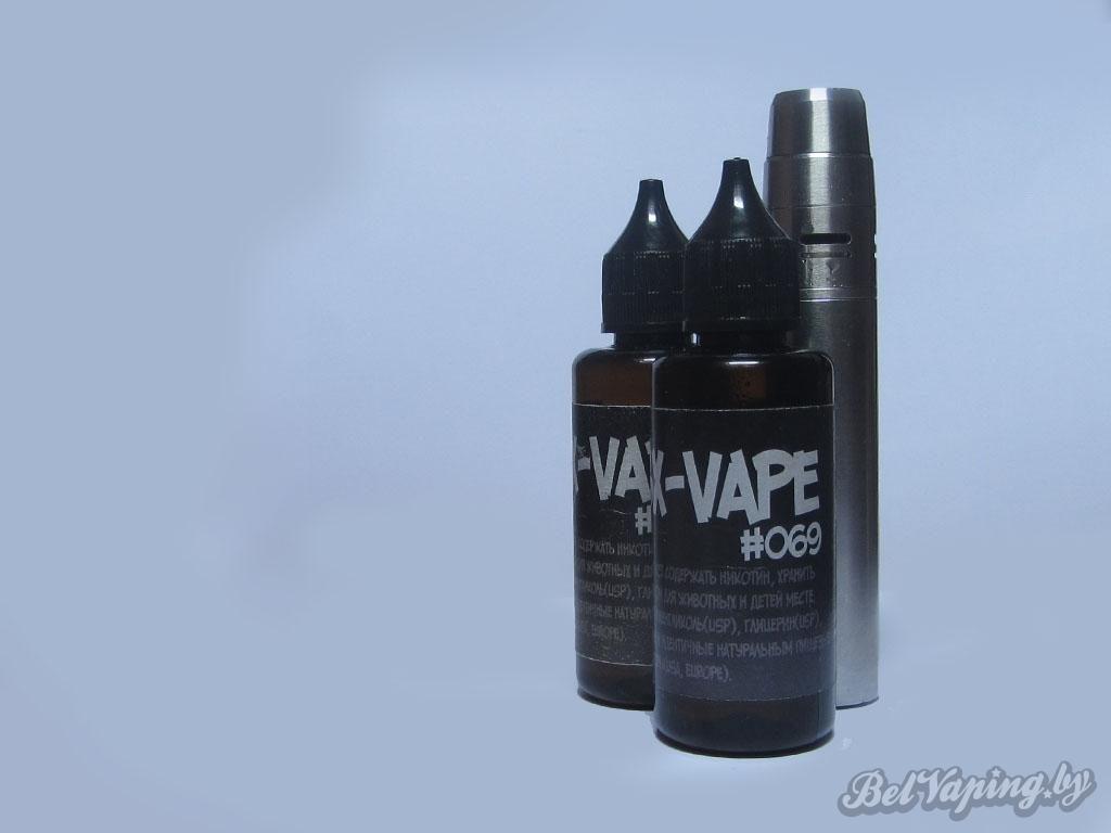 Жидкость SX-VAPE вкус #069