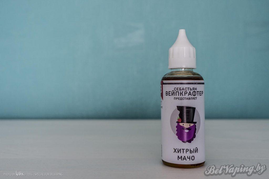 Жидкость VAPECRAFTER - Хитрый мачо
