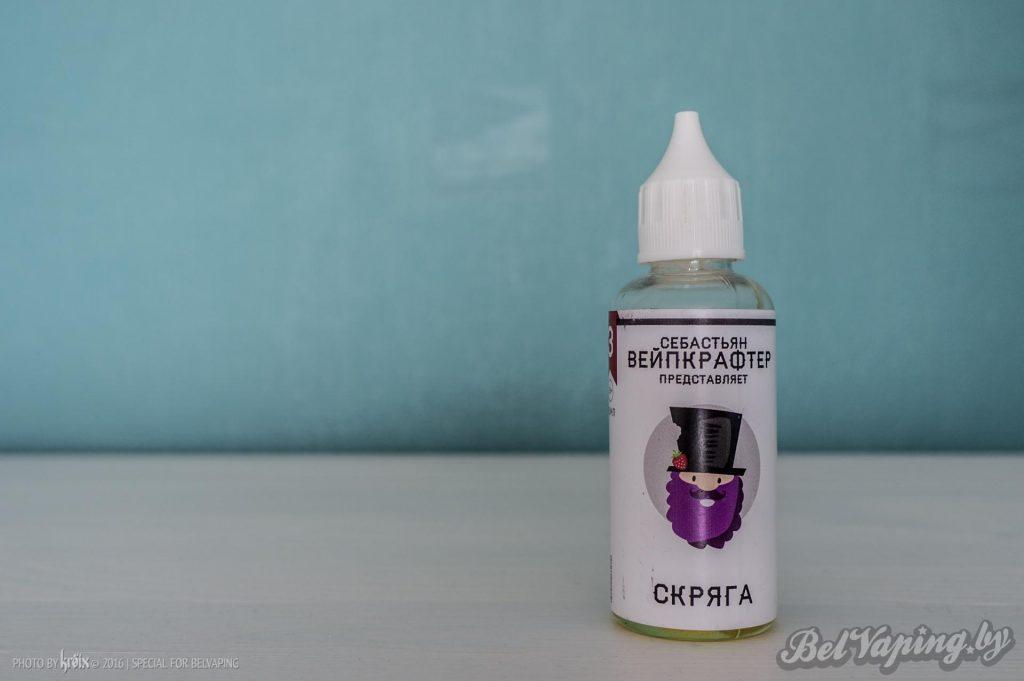Жидкость VAPECRAFTER - Скряга