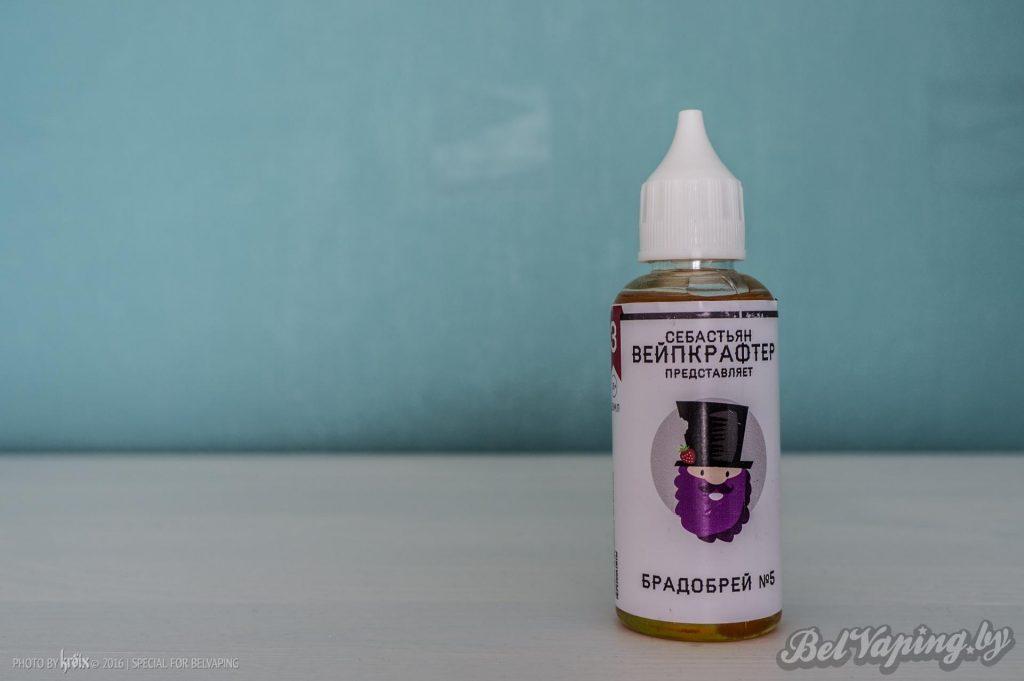 Жидкость VAPECRAFTER - Брадобрей №5