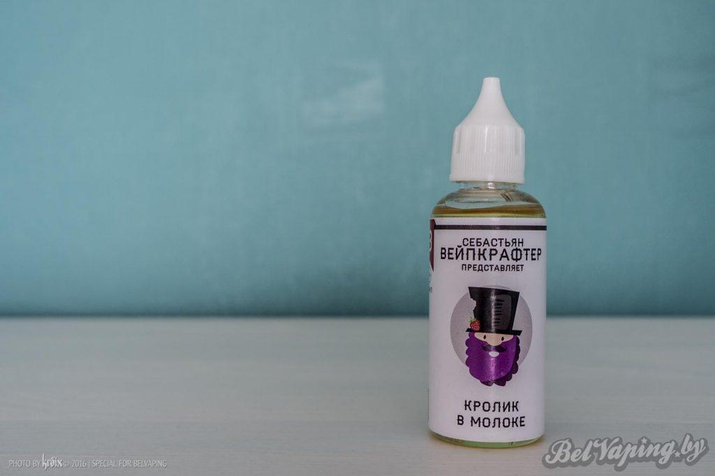 Жидкость VAPECRAFTER - Кролик в молоке