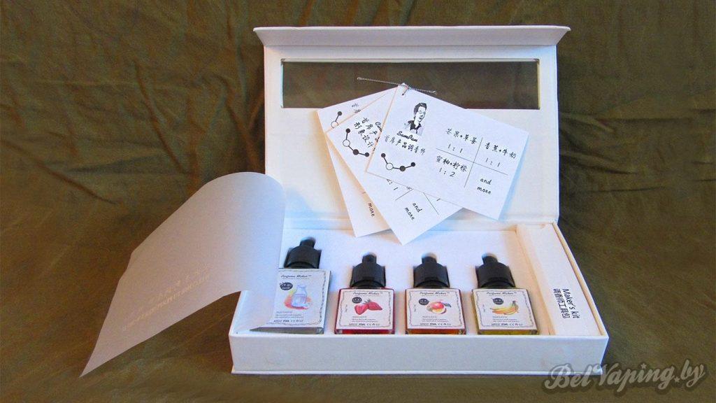 Набор жидкостей Perfume Maker