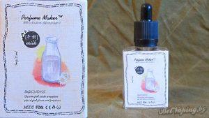 Набор жидкостей Perfume Maker - Жидкость Milk