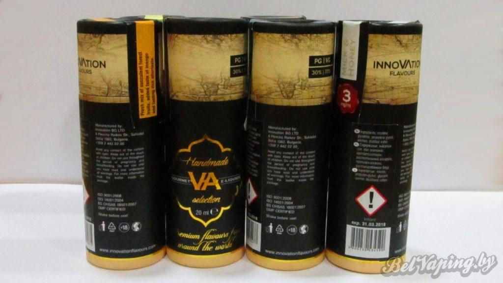 Жидкости Innovation Flavours - Premium