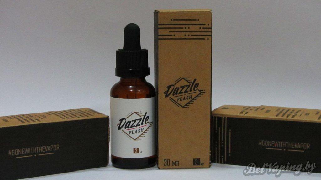 Жидкости Dazzle - вкус Flash