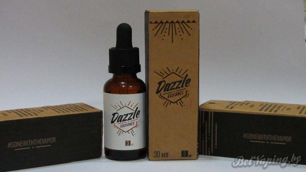 Жидкости Dazzle - вкус Radiance