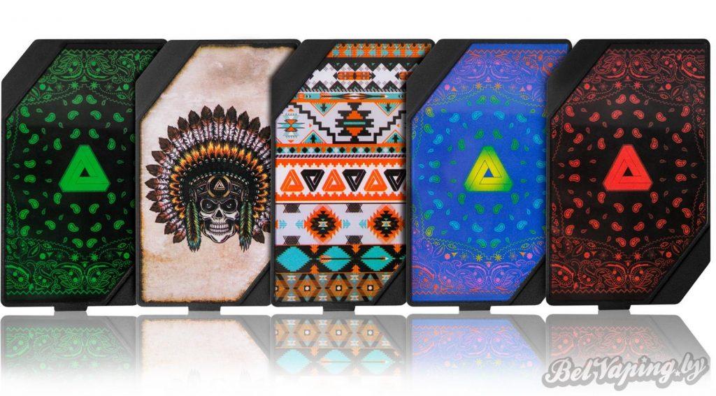 Фото с сайта limitlessmodco.com - Сменные панели