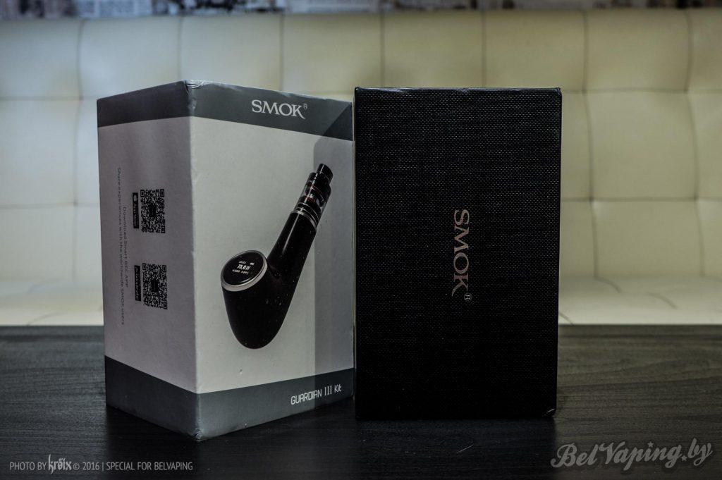 Упаковка Smoktech SMOK Guardian III 75W