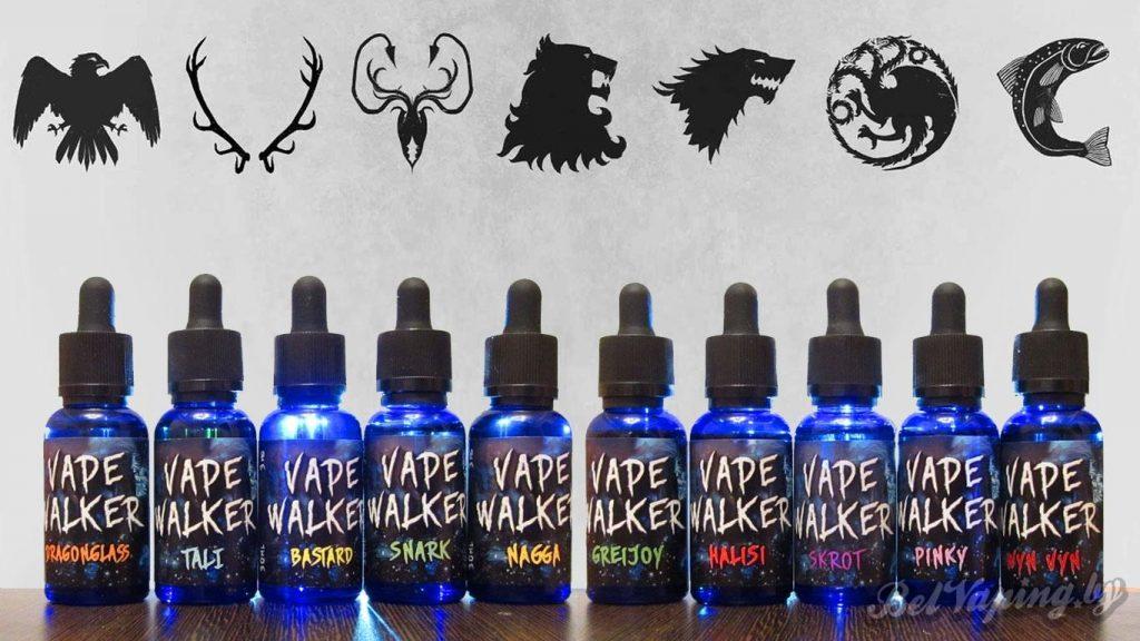 Жидкости Vape Walker