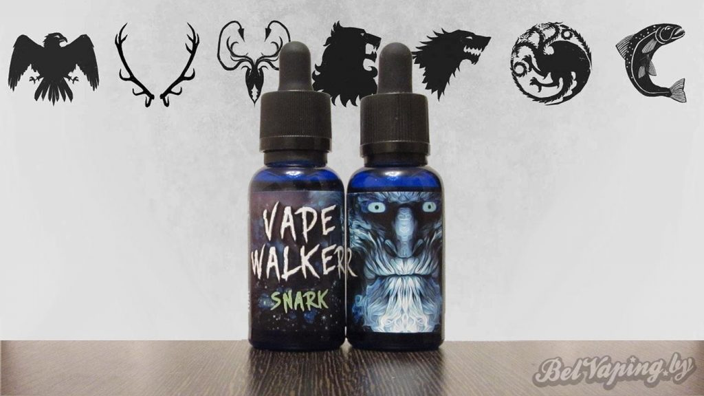 Жидкости Vape Walker - вкус Snark