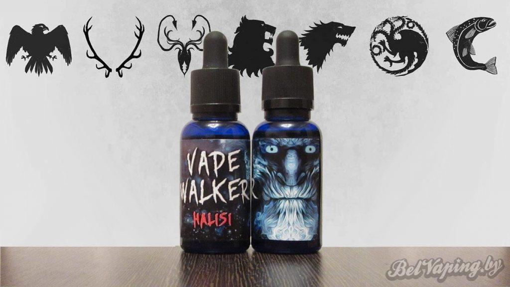 Жидкости Vape Walker - вкус Halisi