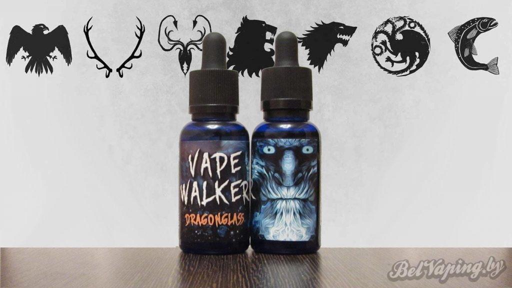 Жидкости Vape Walker - вкус Dragonglass