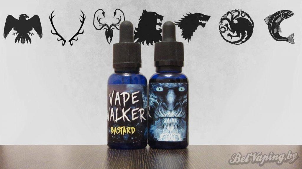 Жидкости Vape Walker - вкус Bastard