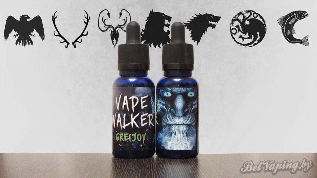 Жидкости Vape Walker - вкус Greijoy