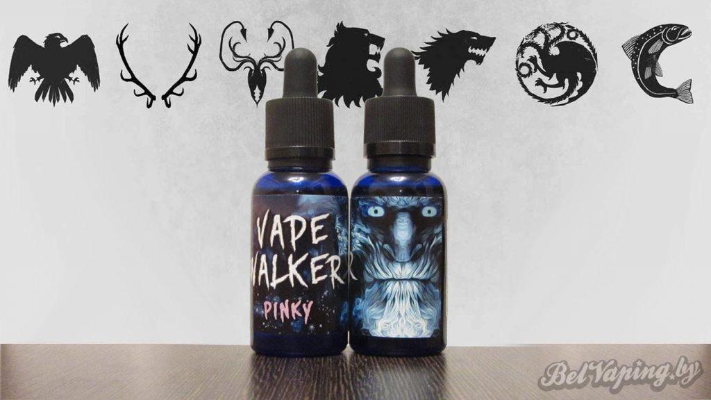 Жидкости Vape Walker - вкус Pinky
