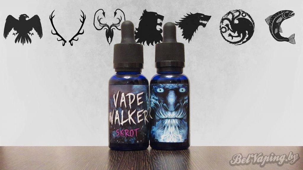 Жидкости Vape Walker - вкус Skrot