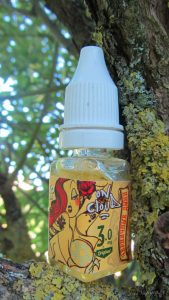 Жидкости OnCloud - вкус Черничные дыни