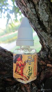 Жидкости OnCloud - вкус Персидские сливки