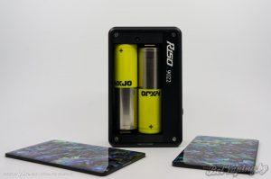Аккумуляторный отсек Hotcig R150 150W TC Box Mod