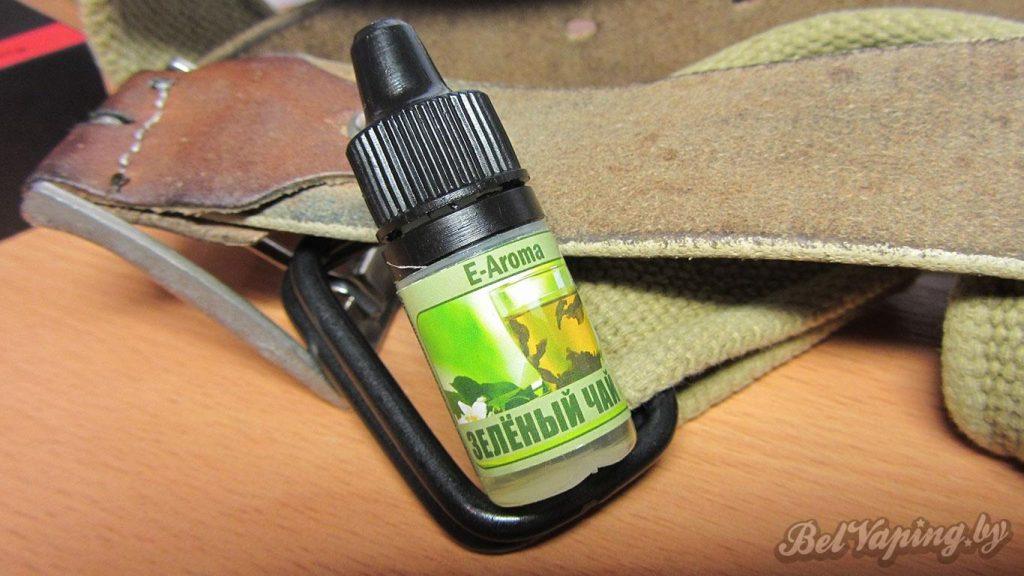 Ароматизаторы L.O.S.T. - Зелёный чай