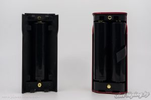 Reuleaux RX2/3 с крышкой на три аккумуоятора