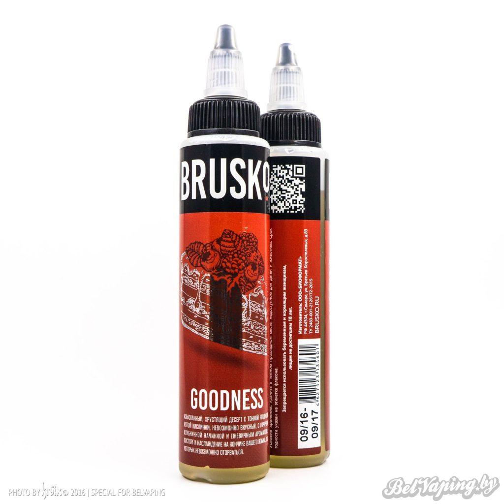 Жидкость BRUSKo - Goodness