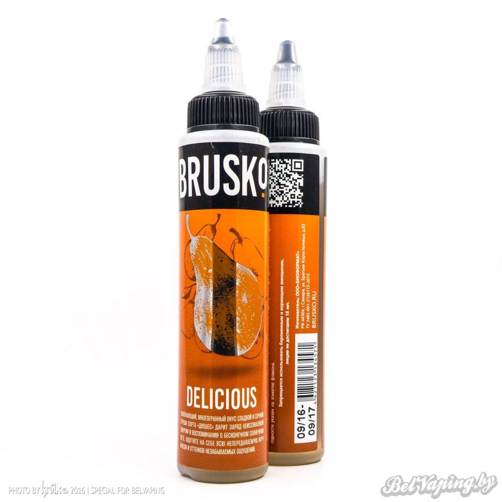 Жидкость BRUSKo - Delicious