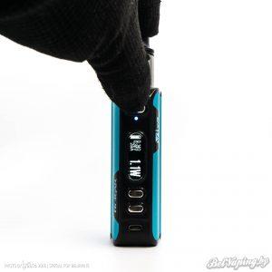 Подсветка кнопки Fire боксмода HCigar VT75 TC