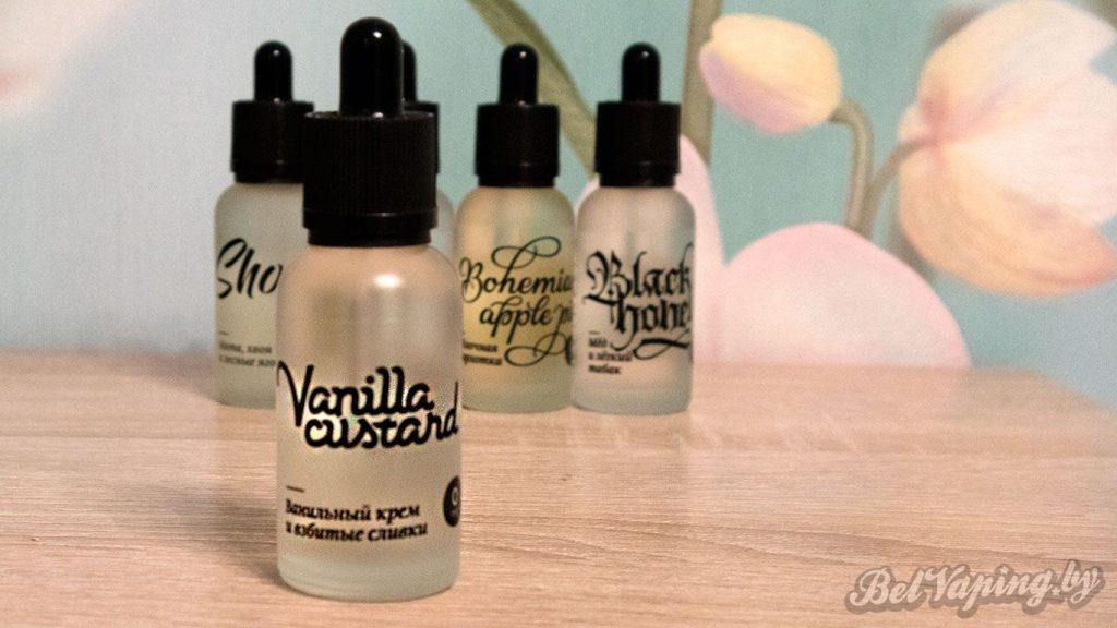 Жидкости Maxwell's - Vanilla custard
