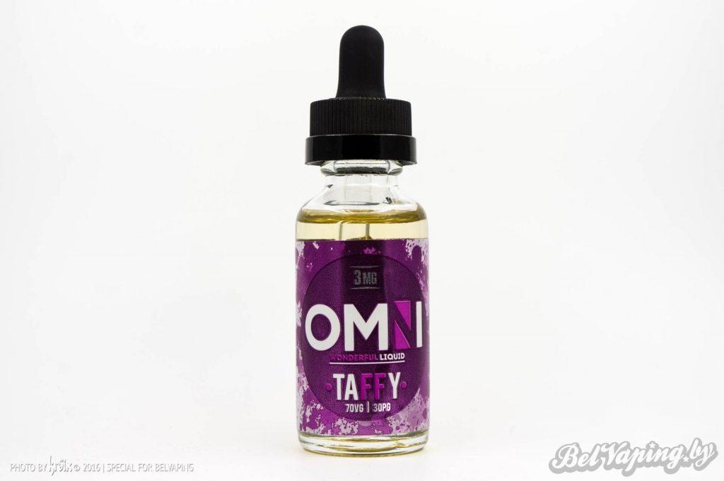 Жидкость OMNI - TAFFY