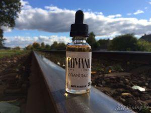 Жидкость Romano Vape Liquid - Dragonut