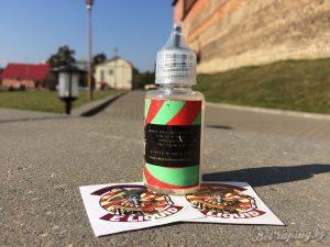 Жидкость Saint Theodore - Menthberry