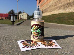 Жидкость Saint Theodore - Menthol Boom