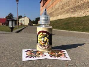 Жидкость Saint Theodore - Pina Banana
