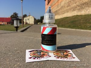 Жидкость Saint Theodore - Ice Cherry