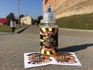 Жидкость Saint Theodore - Choco Tobacco