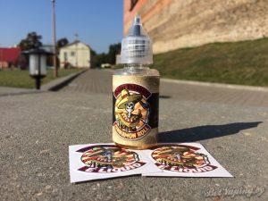 Жидкость Saint Theodore - Cinnamon Roll