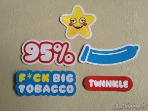 Стикеры Twinkle
