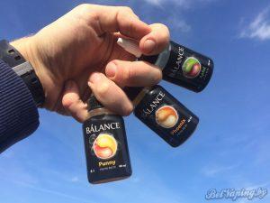 Жидкость Vape Balance