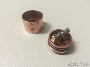 Дрипка 528 Custom Vapes Goon RDA
