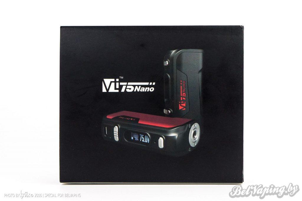 Упаковка HCigar VT75 Nano