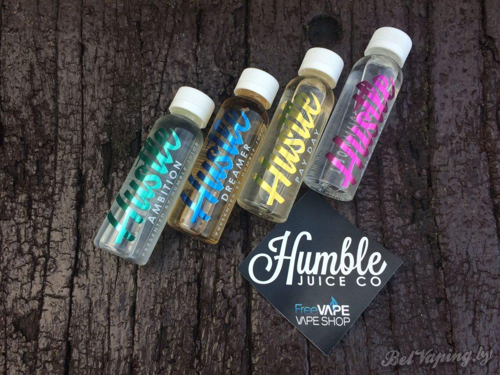 Линейка жидкости Hustle