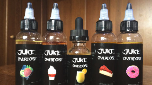 Обзор жидкости Juice Overdose